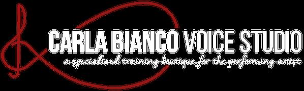 Carla Bianco Voice Studio